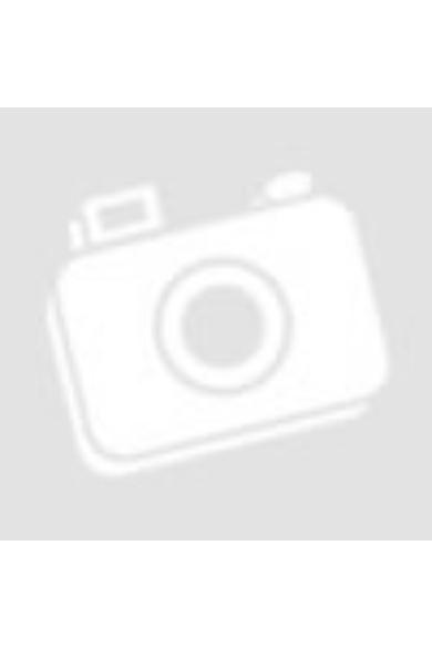 Széles nyakkivágású piros tunika molett
